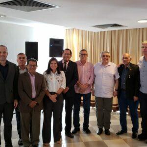 Em São Luís, presidente e diretor do CREA-PE participam de reunião do Fórum dos CREAs do Nordeste