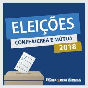 O Sistema Confea/Crea e Mútua promove eleições para Conselheiros Federais