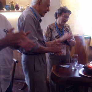 No tradicional almoço de congraçamento do CREA-PE o grande homenageado foi o conselheiro Norman Costa