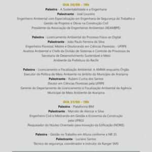 Araripina recebe hoje a 14ª edição do CREA na Estrada