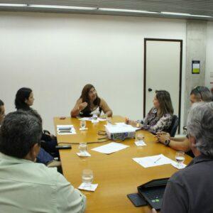 Grupo do CREA-PA visita CREA-PE para conhecer boas práticas do regional de Pernambuco