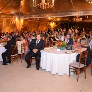 Presidente do Crea-PE participa de jantar que reuniu lideranças e homenageados na 75ª Soea