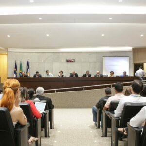 CREA-PE participa de audiência pública na Alepe contra novo Marco Legal do Saneamento Básico