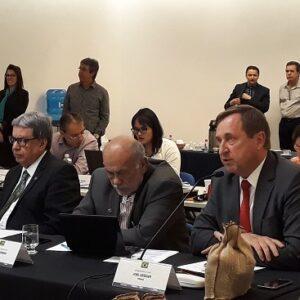 Tratativas com Portugal e alinhamento de outras ações na pauta do CP no CREA-MG