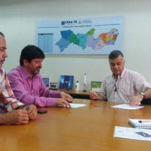 CREA-PE e Abracopel firmam parceria