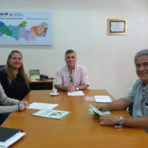 """CREA-PE e Asa Indústria firmam parceria em prol do projeto """"Mundo Limpo, Vida Melhor"""""""