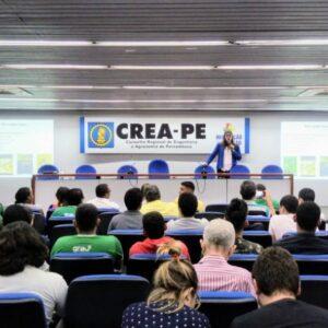 A Engenharia e o Meio Ambiente foi tema de palestra no Terça no CREA