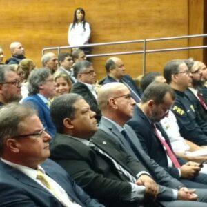 Fernando Lapenda prestigia posse do novo superintendente da PRF