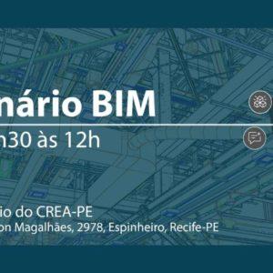 Seminário BIM tem participação da Mútua em Pernambuco