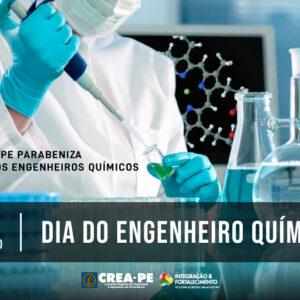 20 de setembro – Dia do Engenheiro Químico