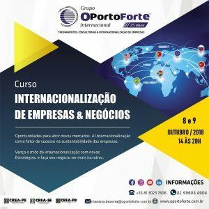 OPorto Forte oferece curso de internacionalização de empresas