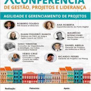 PMI oferece a X Conferência de Gestão, Projetos e Liderança