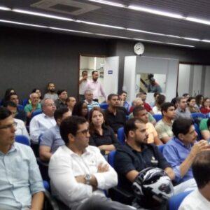 Palestrante do Terça no Crea dá dicas de como alcançar o sucesso no gerenciamento de projetos