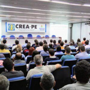 Terça no CREA-PE aborda principais pontos alterados na NBR 13.755:2017
