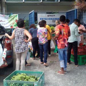 CREA-PE investe em sustentabilidade e realiza feira de orgânicos
