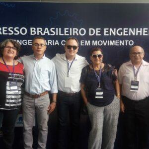 Crea-PE participa, em Belo Horizonte, do 24º Congresso da ABENC