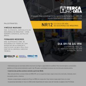NR12 e o Ciclo de Vida de Segurança de Máquinas
