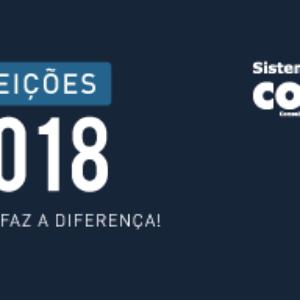ELEIÇÕES 2018 – CONSELHEIRO FEDERAL
