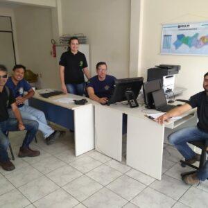 Equipes da Fiscalização do Crea-PE concluem Dirigida em Carpina