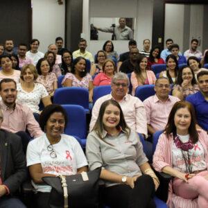Crea-PE realiza, em parceria com o IPOG, ação de conscientização sobre o câncer de mama