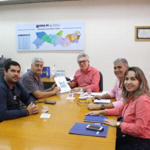 Crea-PE apoiará a AEAMBS-PE na realização, no Recife, do X SBEAS