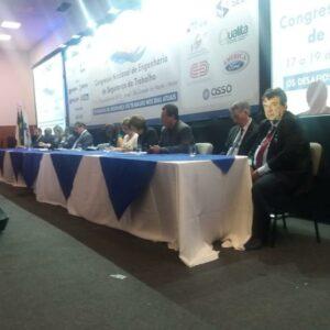 Coordenador e conselheiro da CEEST do CREA-PE participam de eventos em Natal (RN)