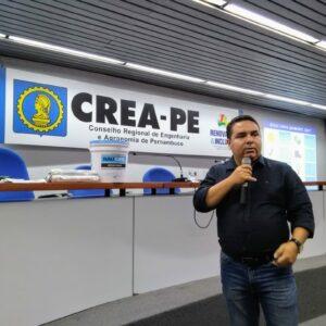 Terça no CREA aborda o tema juntas de movimentação de acordo com a nova NBR13755:2017