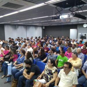 Projeto Terça no Crea chega à centésima palestra