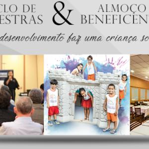 O Grupo OPortoForte realiza ação social com palestras e almoço beneficente