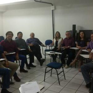Reunião mensal de presidente e inspetores do Crea-PE acontece em Salgueiro