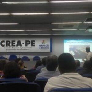 José Antônio Manso falou sobre os Sistemas GPS, AIS e VTS em Operações Portuárias no Terça no Crea