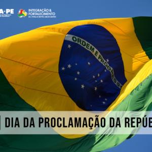 Crea-PE comemora a Proclamação da República