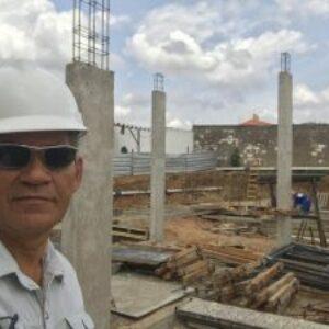 Chefe de Gabinete do Crea-PE participa da XIII Seciagra e visita obra da inspetoria em Araripina