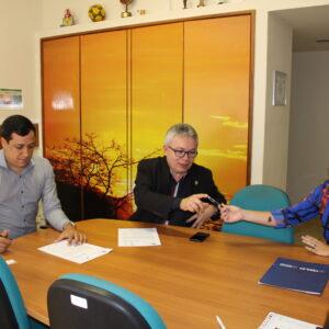 Termo de Cooperação Técnica é firmado entre o CREA-PE e a CPRH