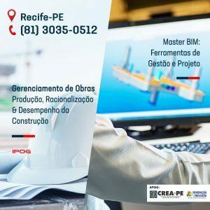 MBA Gerenciamento de Obras, Produtividade, Racionalização & Desempenho da Construção e Master BIM: Ferramentas de Gestão e Projeto: mantenha-se atualizado e em destaque no mercado