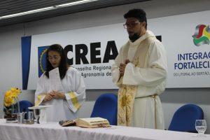Read more about the article Missa de Ação de Graças marca novo ano de trabalho no Crea-PE