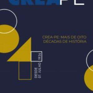 Crea-PE lança projeto de Revista Digital aos colaboradores e profissionais da área