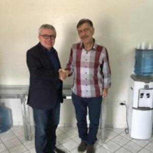 Renovação do Termo de Cooperação é assunto de encontro do presidente do Crea-PE e prefeito de Afogados da Ingazeira