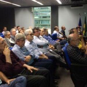 Catástrofe de Brumadinho traz ao Crea-PE discussão sobre barragens