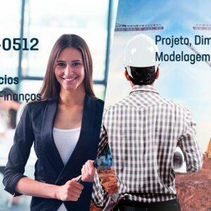 MBA Projeto, Dimensionamento e Modelagem de Estruturas e Fundações e MBA Gestão de Negócios, Controladoria & Finanças Corporativas: O caminho para o seu sucesso passa pelo IPOG