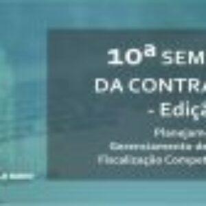 EXCELLER EM RECIFE-10ª SEMANA NACIONAL DA CONTRATAÇÃO PÚBLICA-EDIÇÃO NORDESTE