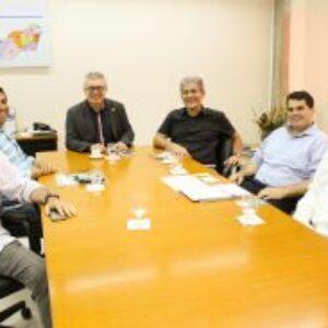 Retomadas conversações acerca da compra da Sede própria da Mútua em Pernambuco e cessão de espaço para o Crea-PE