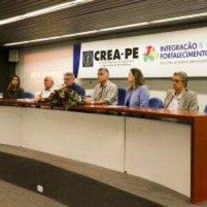 Crea-PE promove debate em comemoração ao Dia Mundial da Água