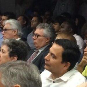 Evandro Alencar marca presença em inauguração do novo Instituto de Pesquisa em Petróleo e Energia da UFPE