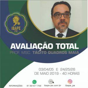 Curso de Avaliação Total do IBAPE-PE