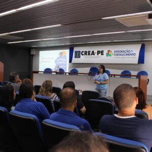 Em debate, Crea-PE realiza ação de conscientização sobre o Autismo