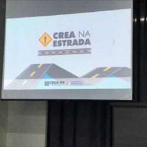 Crea na Estrada discute temas importantes e lota auditório da AESA em Arcoverde