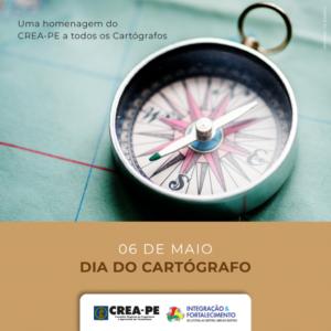 DIA DO CARTÓGRAFO