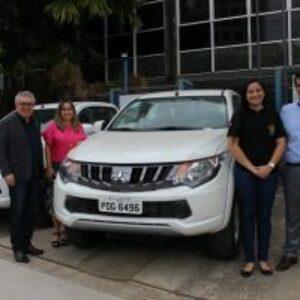Crea-PE adquire veículos novos para as inspetorias de Caruaru e Serra Talhada com recursos do Prodesu
