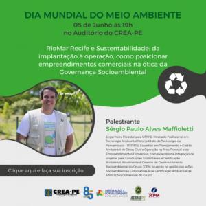 Dia do Meio Ambiente é comemorado no Crea-PE
